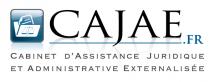Services d'assistance administrative et juridique Logo